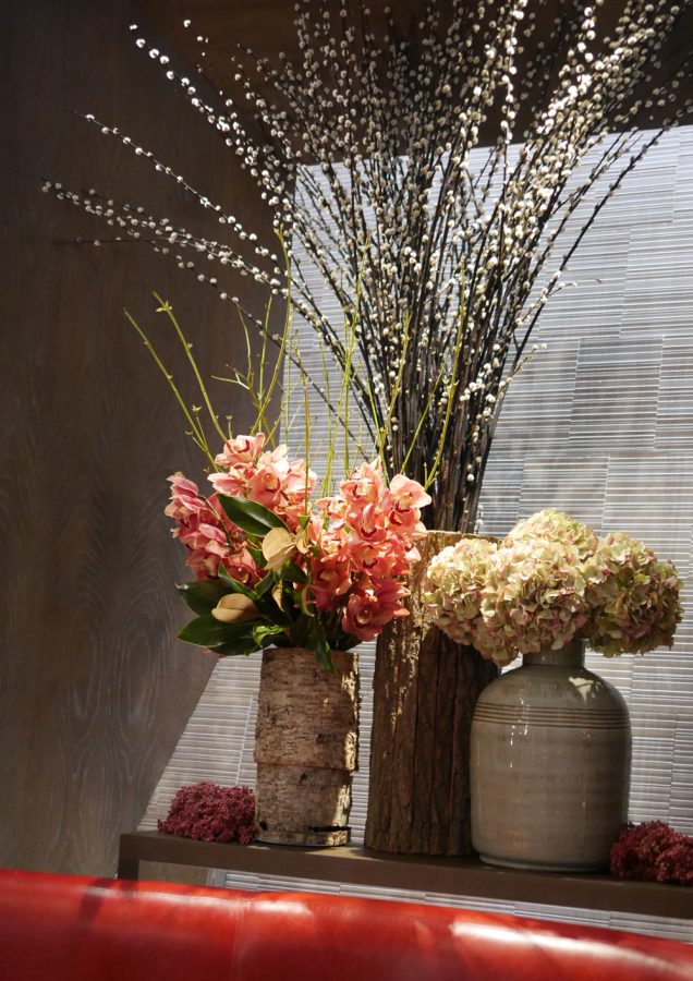 Eneko at One Aldwych - flowers