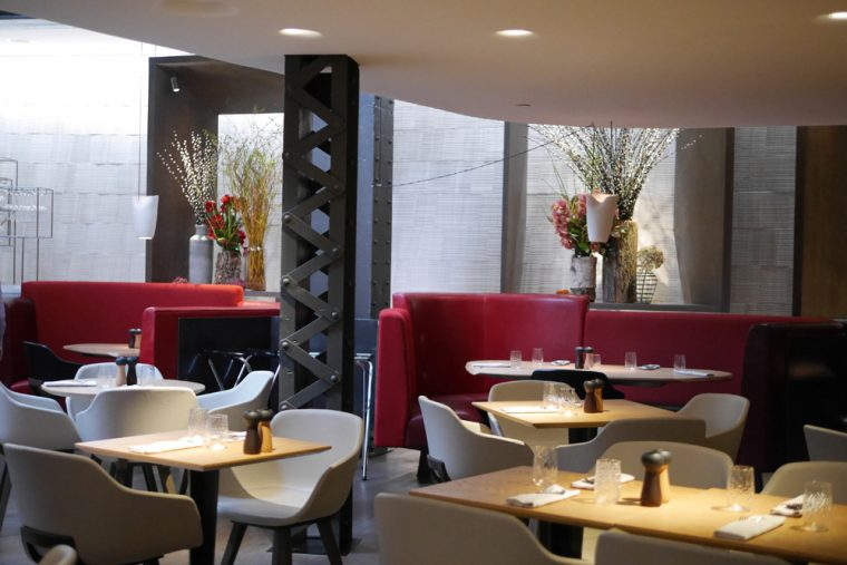 Eneko at One Aldwych interior