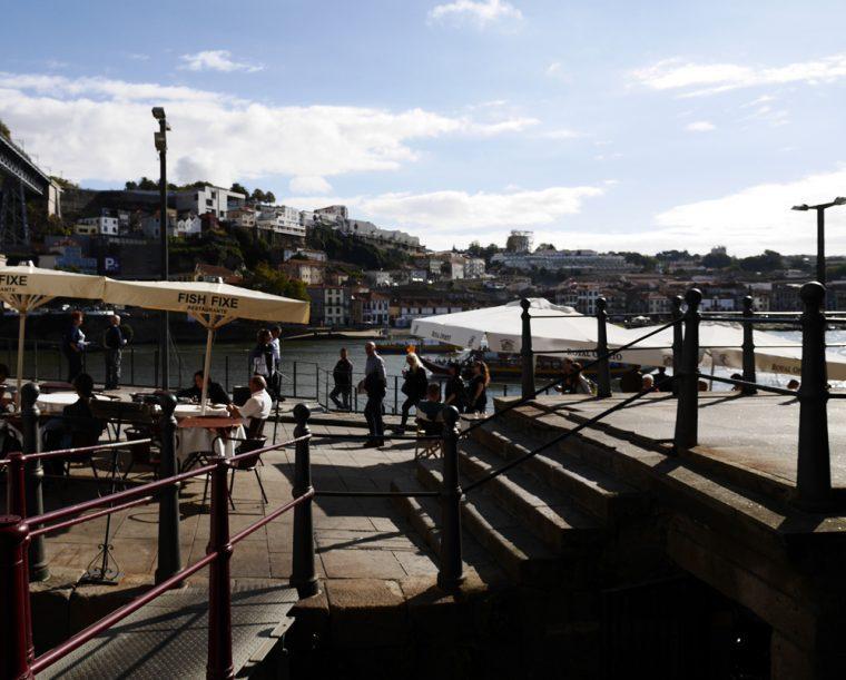 Fish Fixe - View - Porto