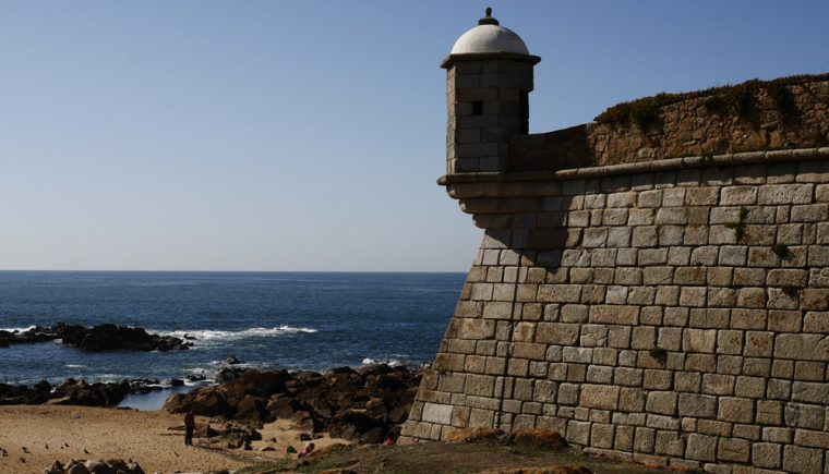 Fort at Porto