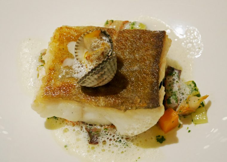 Galvin at the Athenaeum - Cod