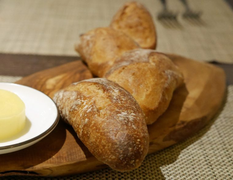 Galvin at the Athenaeum - bread