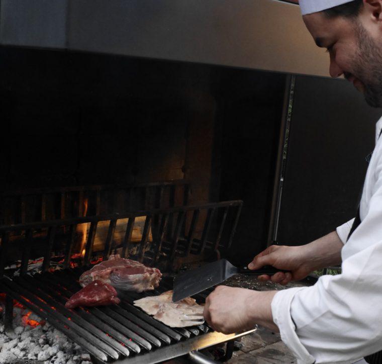 Grill at Villetta Annessa - Copy