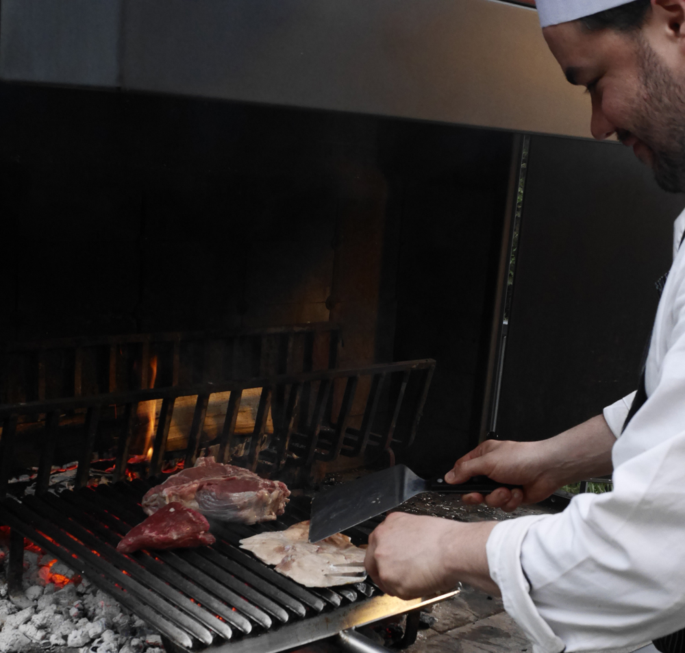 Grill at Villetta Annessa - Copy
