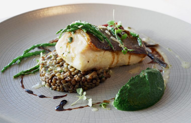 Halibut - Petersham Hotel