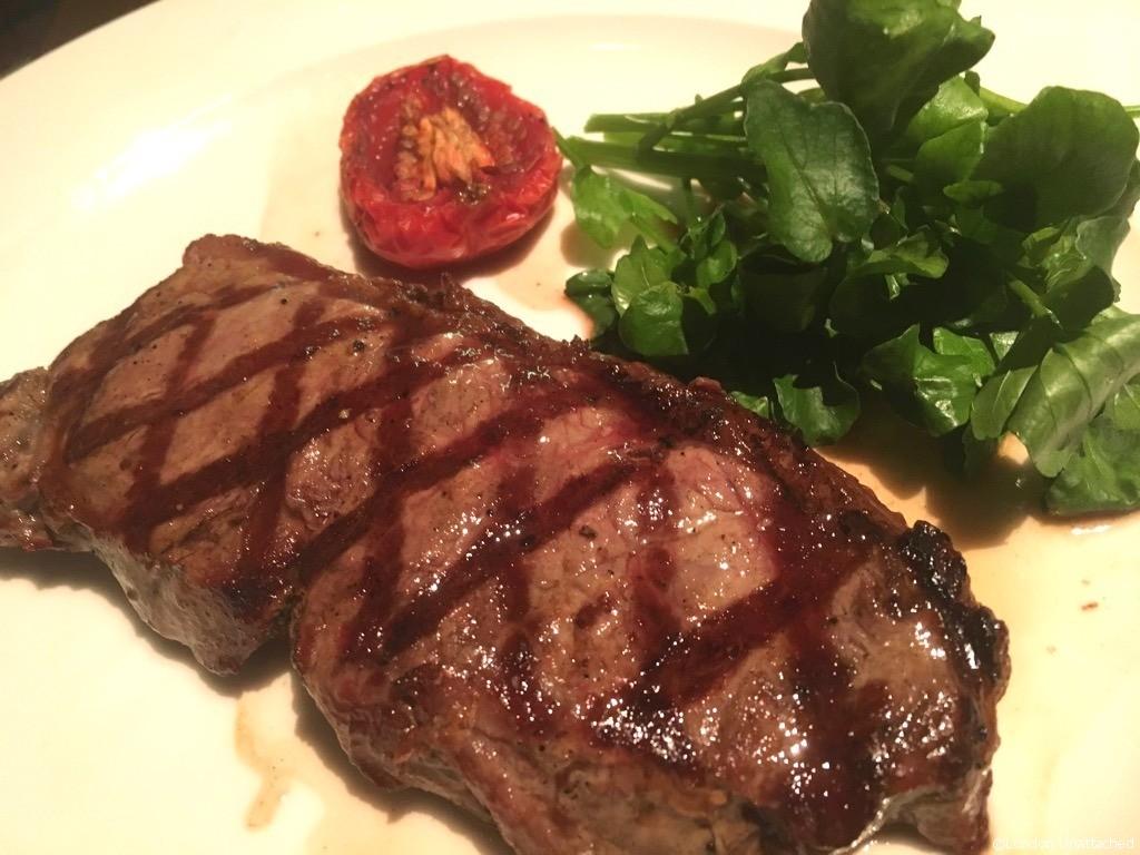 The Kitty Hawk steak