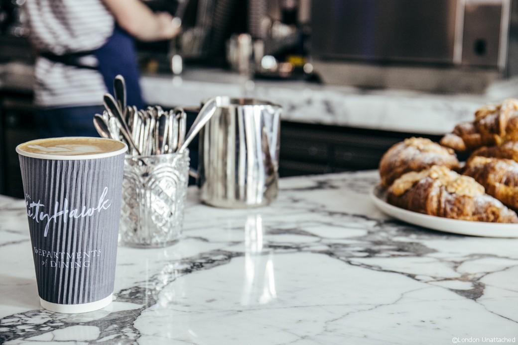 The Kitty Hawk Coffee Bar