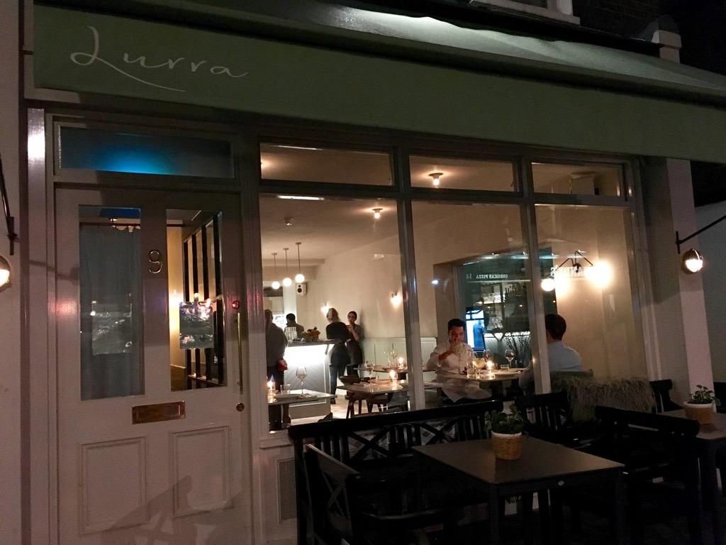 Lurra - Seymour Place, London