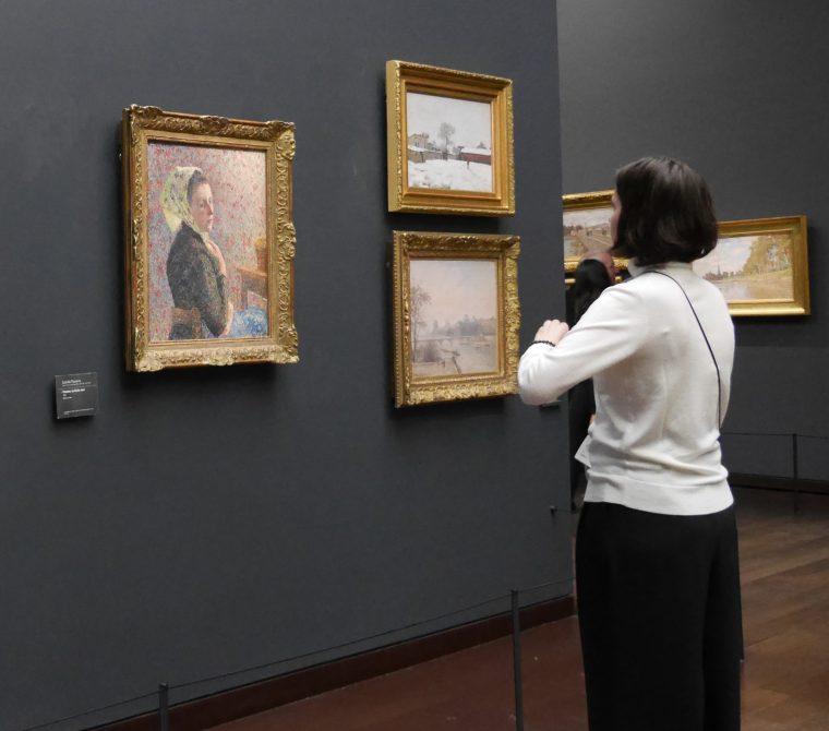 Musee D'Orsay Art 3