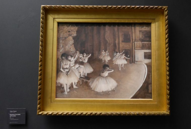 Musee D'Orsay - Degas