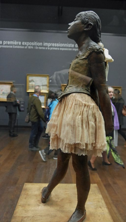 Musee D'Orsay - Degas Bronze