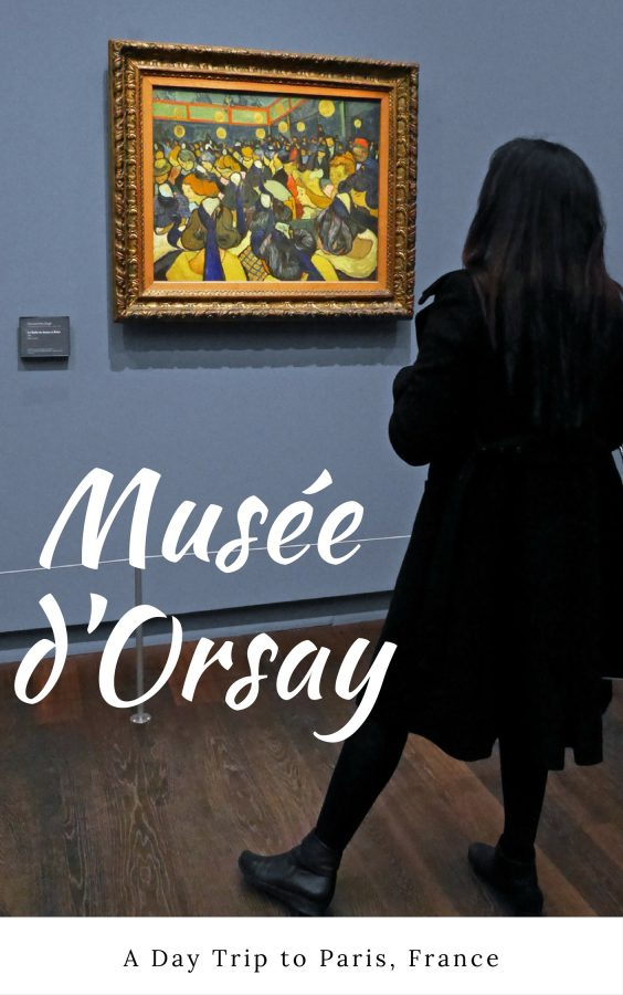 Musee D'Orsay, Paris - France