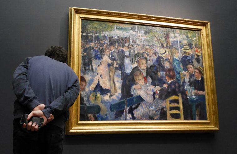 Musee D'Orsay - Renoir