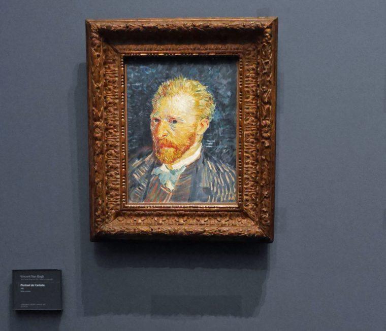 Paris Musee D'Orsay - Vincent Van Gogh