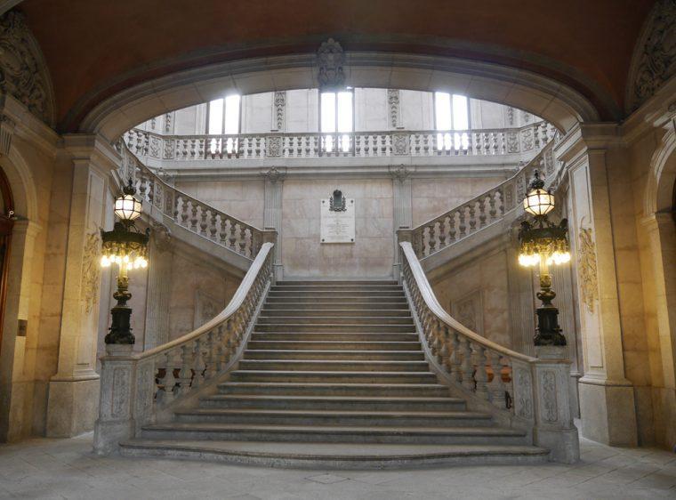 Palacio da Bolsa - hallway