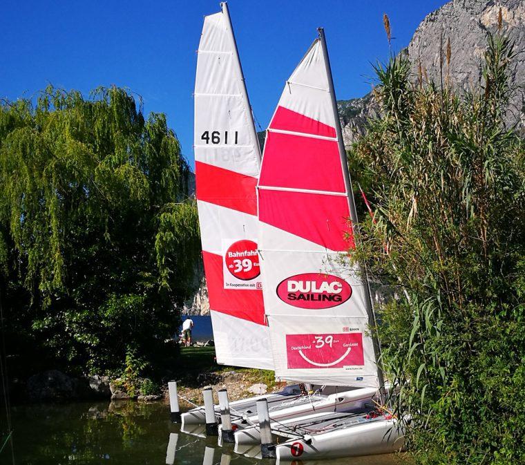 Sailing du Lac Riva del Garda