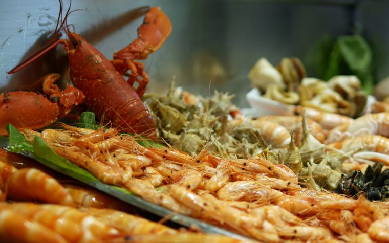 Shellfish Os Luisada