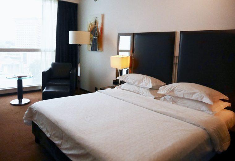 Title Sheraton Porto - Room