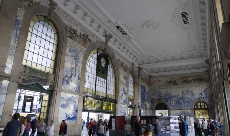 Station Porto