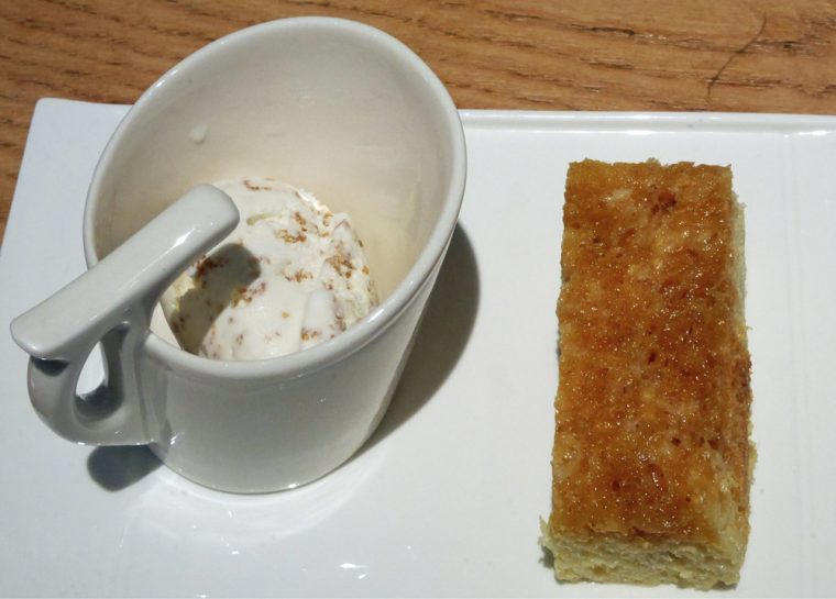 Torrija - Eneko at One Aldwych