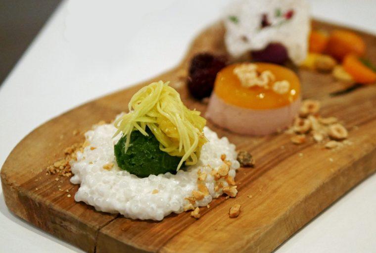 Trio of Desserts - Providores