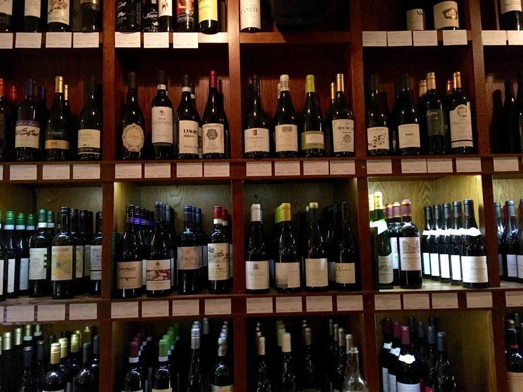 Vinoteca Seymour Place