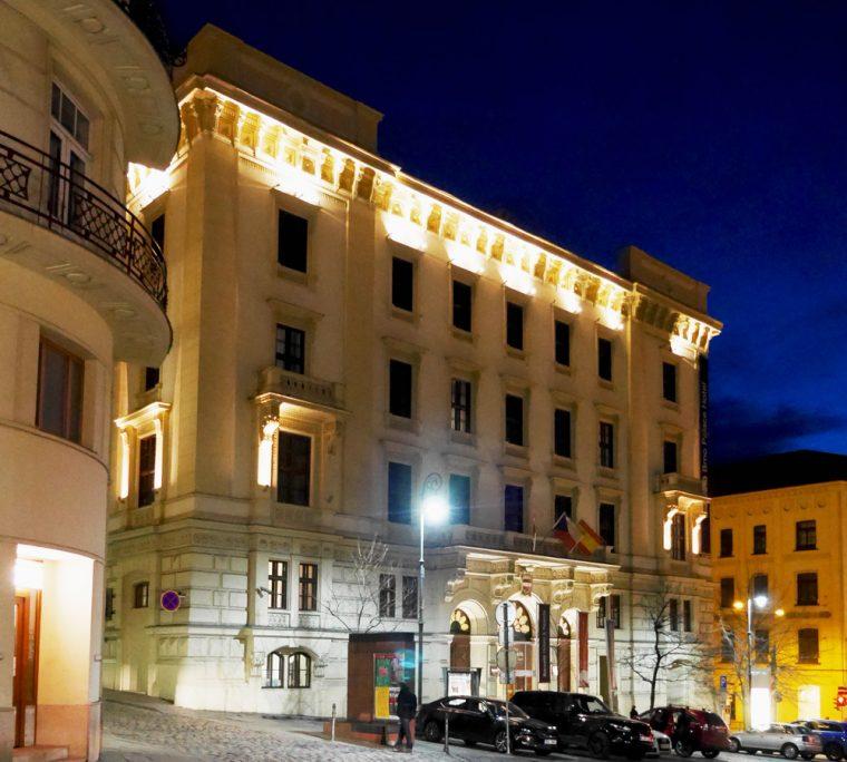 Barcelo Brno Palace Hotel Exterior 3