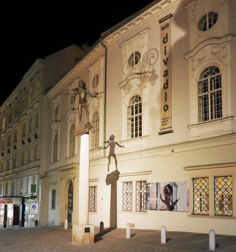 Brno at Night 2