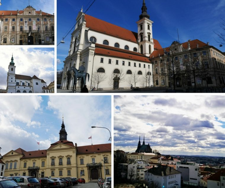 Buildings of Brno (1)