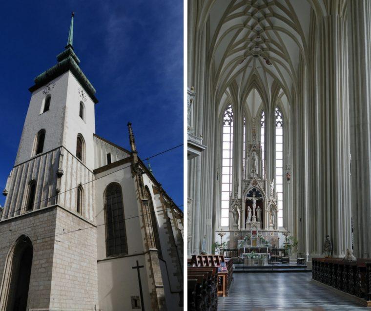 Church of St James Brno