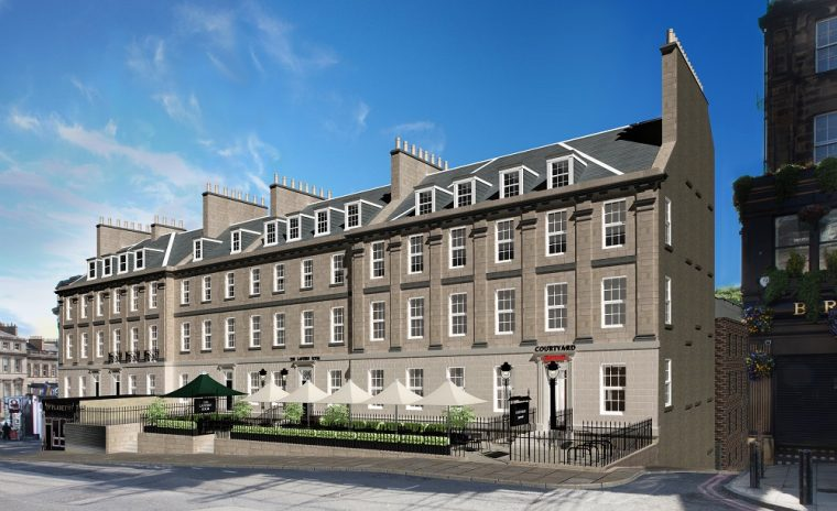 Photo of Courtyard Hotel Edinburgh