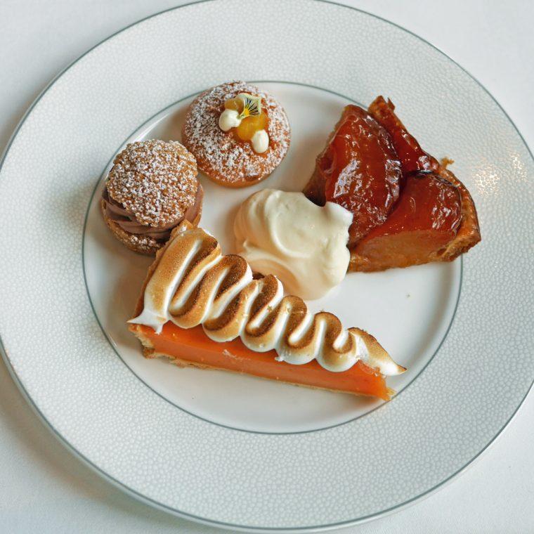 Desserts Roux at the Landau Insta
