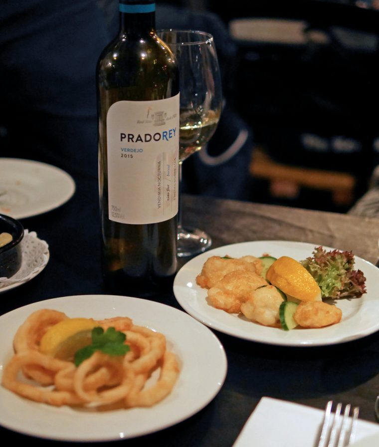El Pirata - Food and Wine Pairing