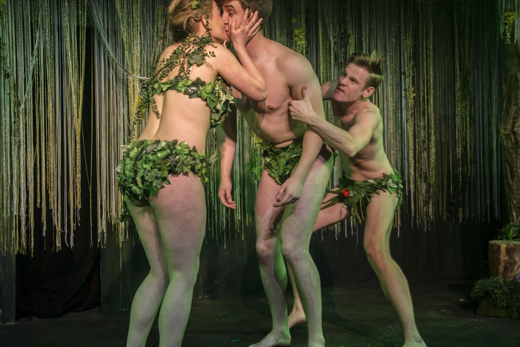 Adam Eve and Steve the Musical
