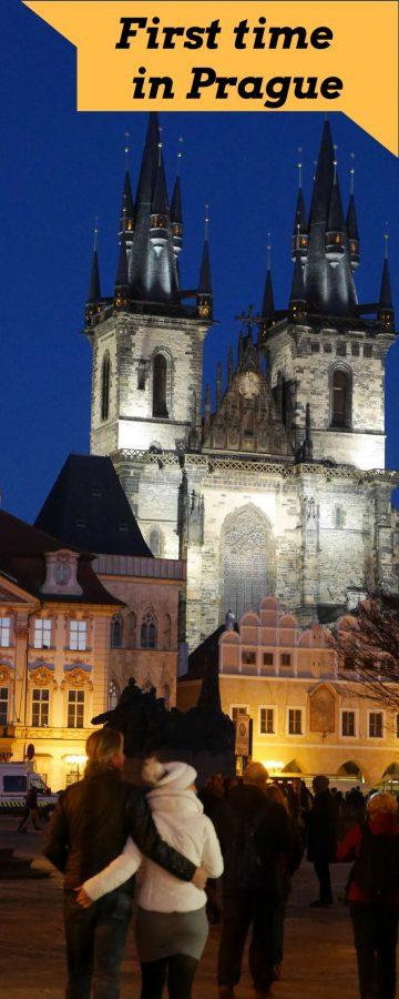 First time Prague Czech Republic