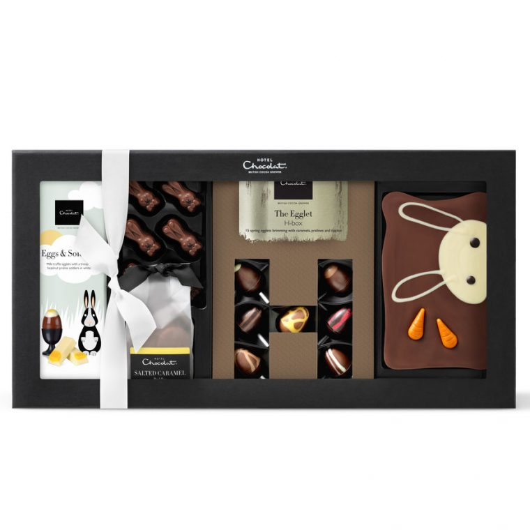 Happy easter hamper giveaway from hotel chocolat httphotelchocolatukshopeaster negle