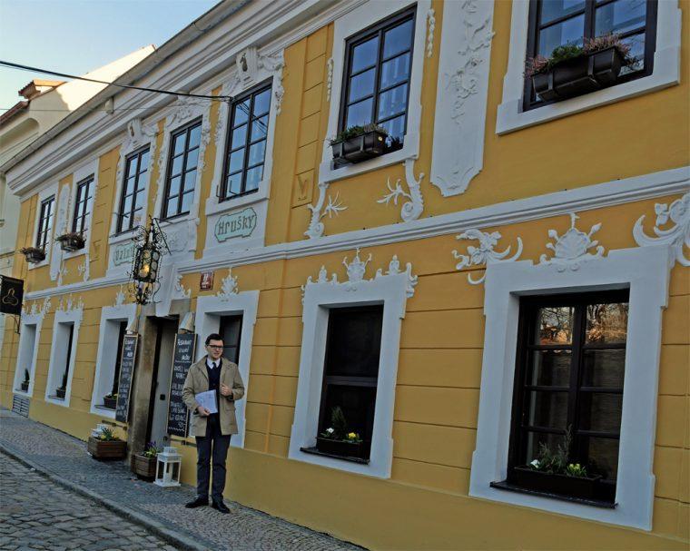 Prague New World Golden Pear