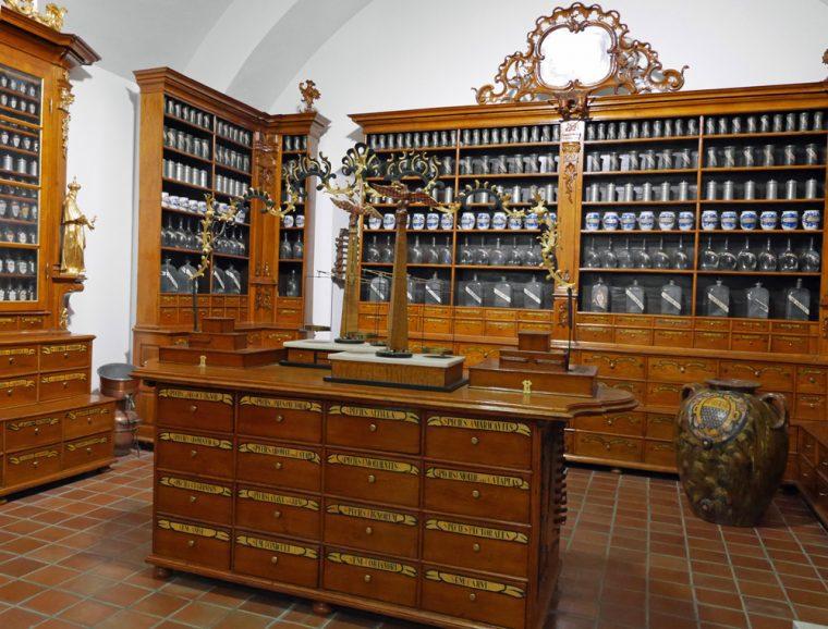 Inside Spilbeck Castle Brno