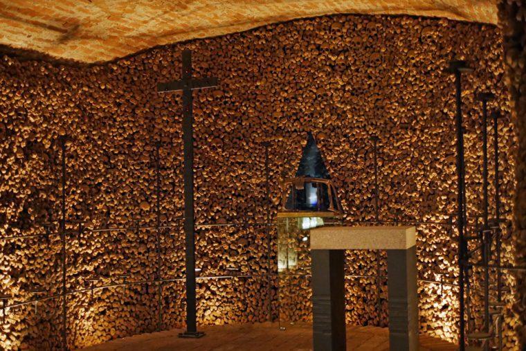 Inside the Ossuary 2