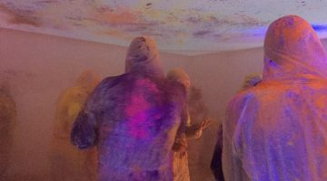Play Holi in the City at Cinnamon Kitchen