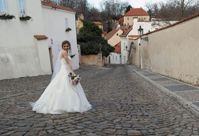 Prague - New World Wedding Photos