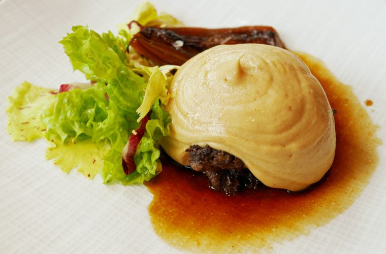 Roux at the Landau - Ox Cheek