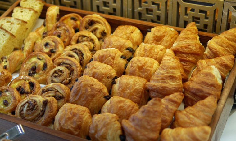 St James's Hotel and Club Pastries
