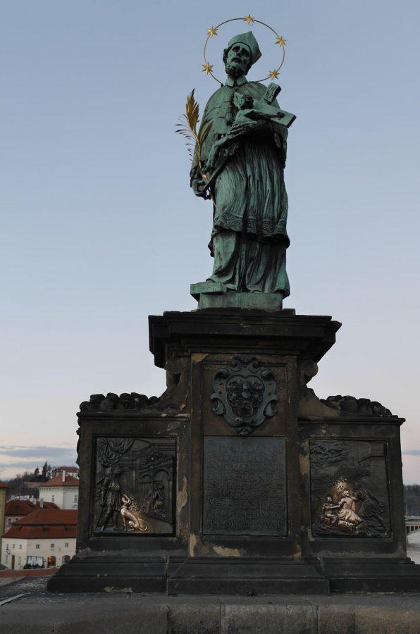 Statue Charles Bridge