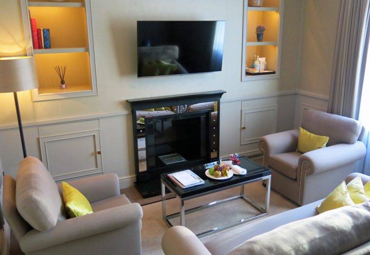 Suite Lounge - St James's Hotel and Club