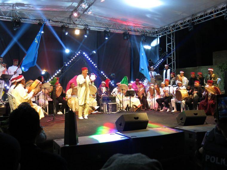 Tozeur Music Festival Bands