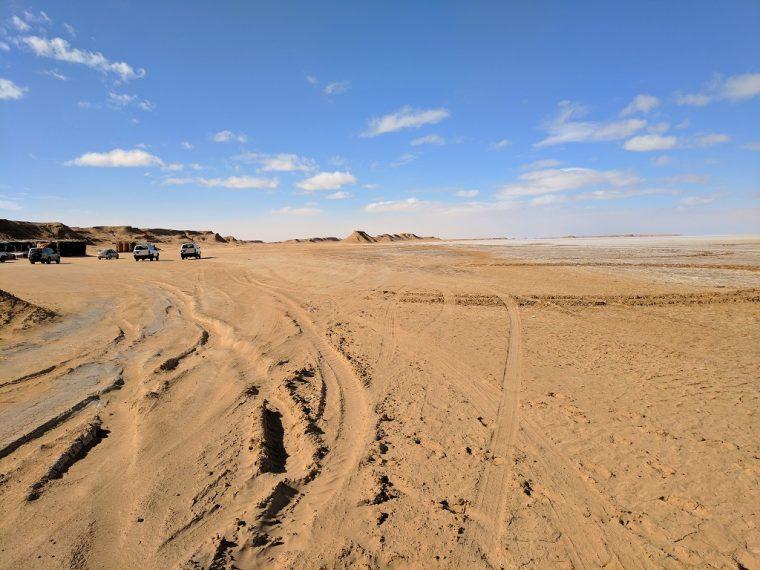 Tunisia Chott El Jerid Salt Flats