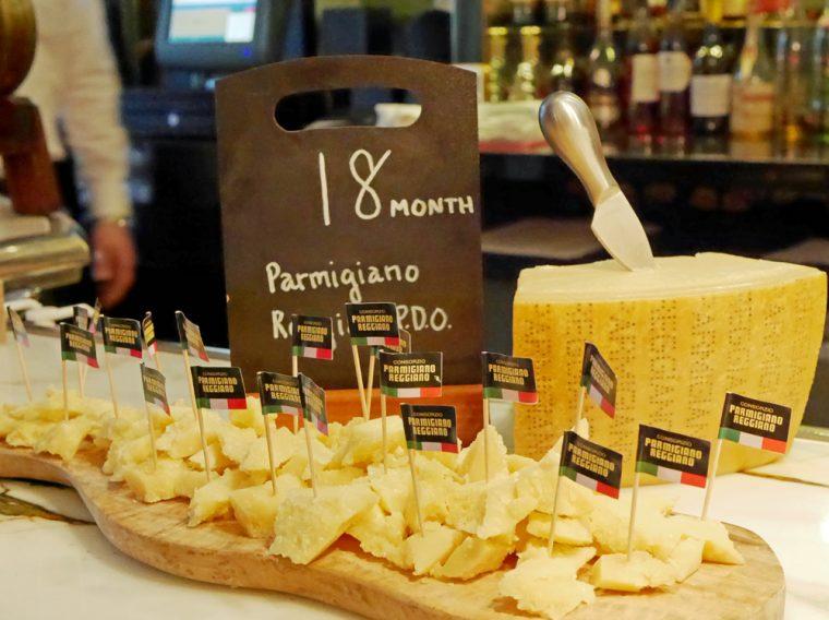 18 month Parmigiano full