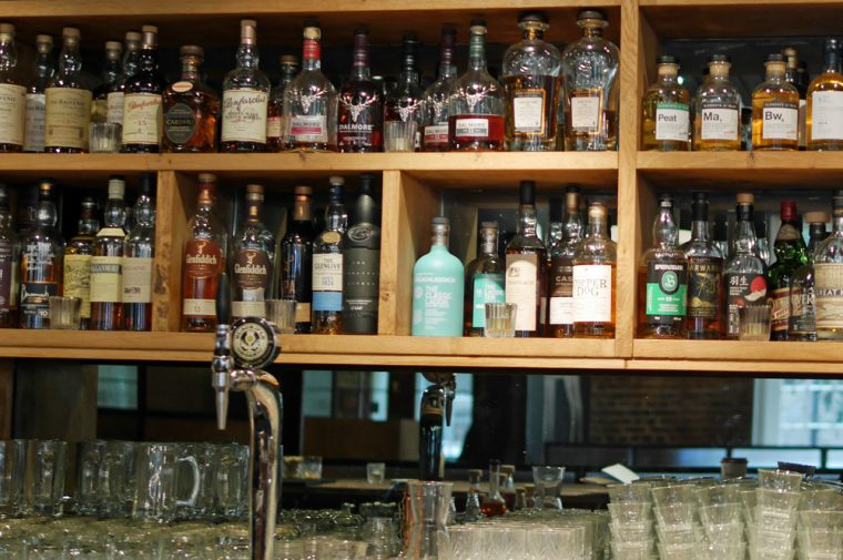Bar Mac and Wild