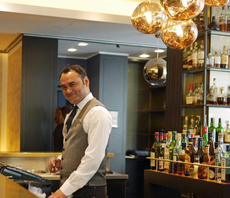 Barman Baglioni